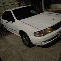 Nissan Sunny 1,5L 1997
