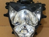 2011 2012 gsxr suzuki 600 750 headlight headlamp