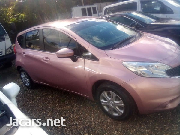 Nissan Note 1,3L 2015-7
