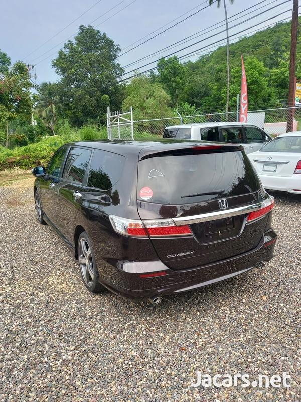 Honda Odyssey 2,4L 2012-4