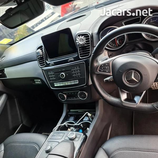 Mercedes-Benz GLE-Class 2,9L 2019-6