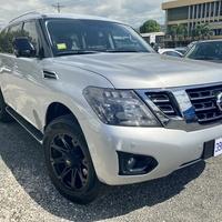 Nissan Patrol 3,9L 2018