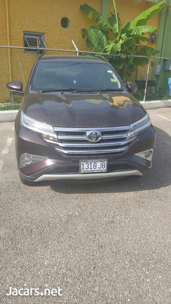 Toyota Rush 1,6 2019-4