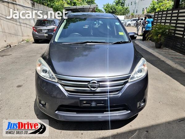 Nissan LaFesta 2,0L 2013-2
