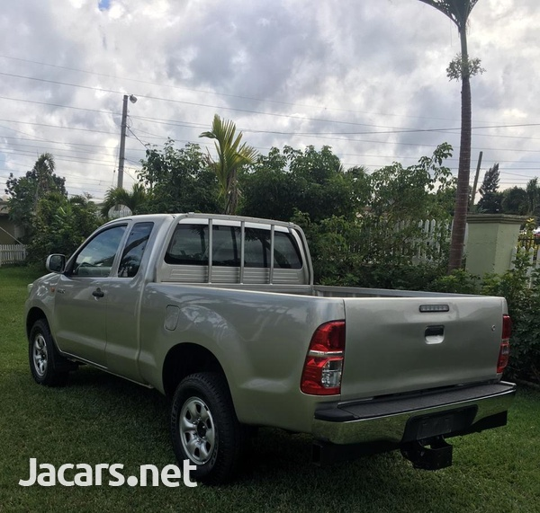 Toyota Hilux 3,0L 2012-4