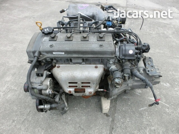 5a Engine and Transmission