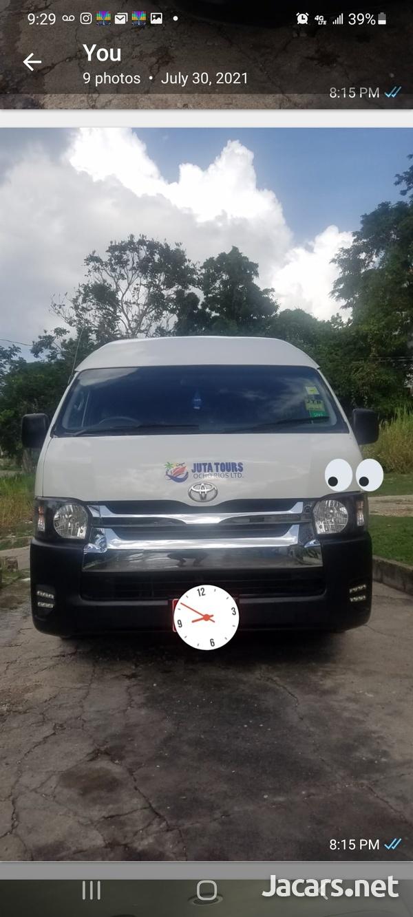 Toyota Hiace 3,0L 2009-2