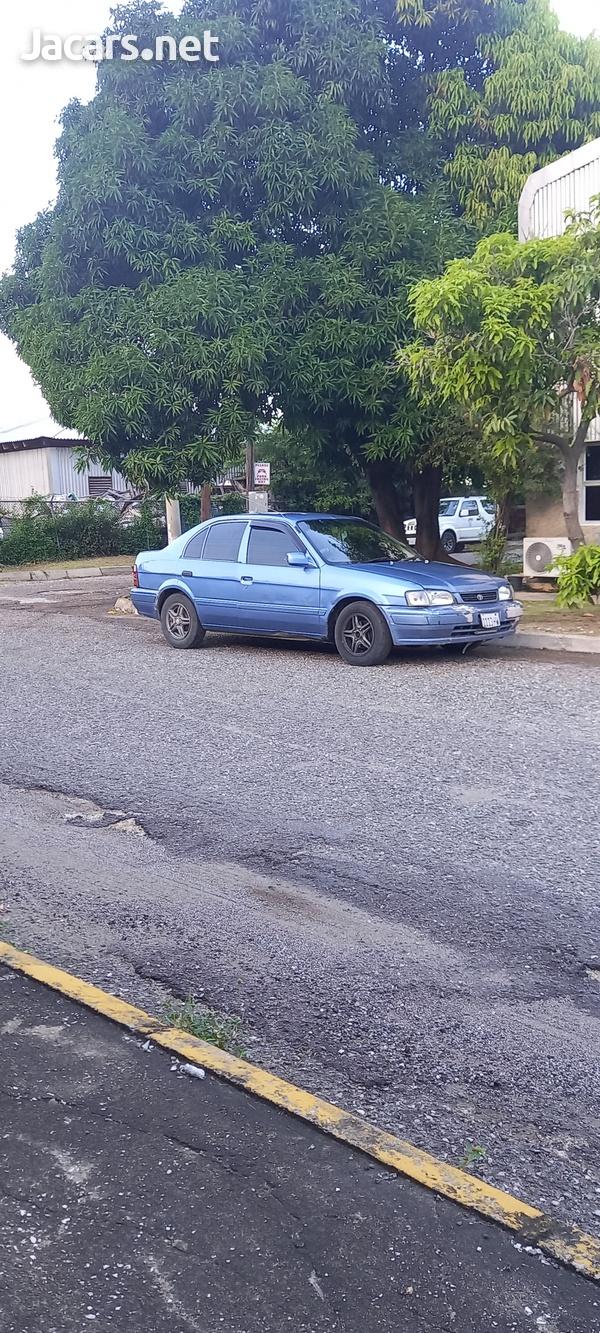 Toyota Tercel 1,1L 1998-4