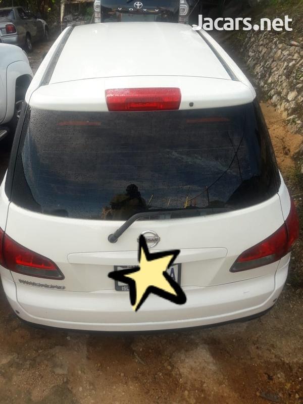 Nissan Wingroad 1,9L 2012-2