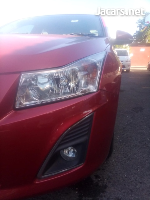 Chevrolet Cruze 3,0L 2014-5