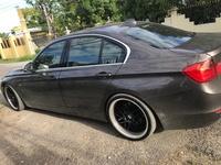 BMW 3-Series 2,4L 2013