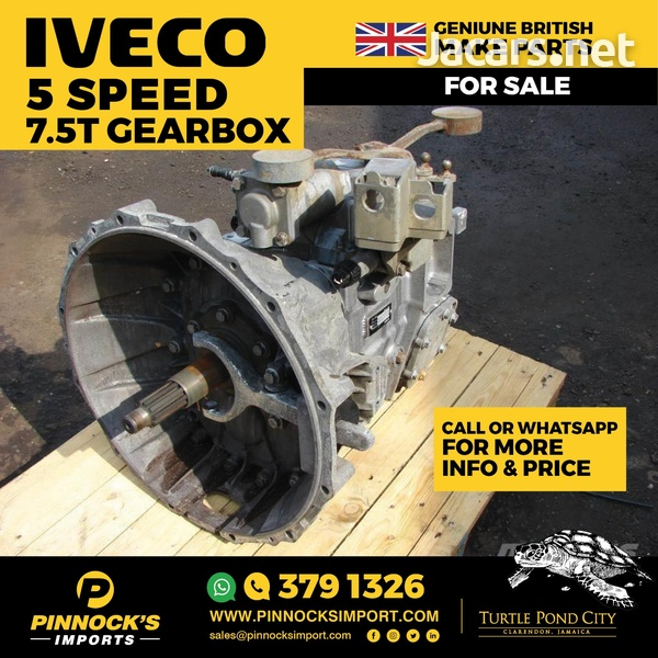 IVECO / DAF GEAR BOXES-1