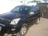 Toyota Prado 2,5L 2007