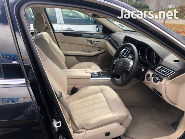 Mercedes-Benz E-Class 2,0L 2015-3