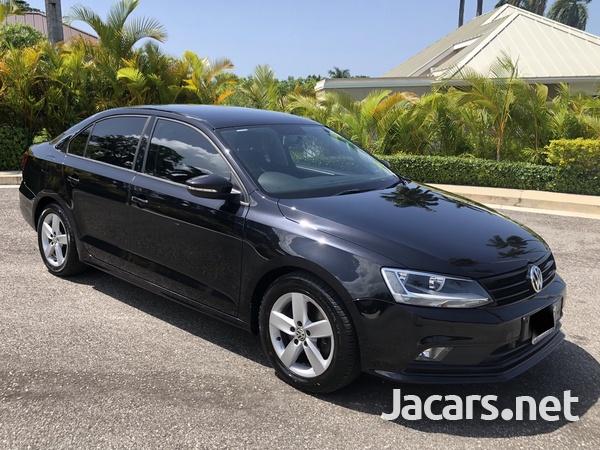 Volkswagen Jetta 1,4L 2018-2