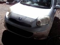 Nissan March 1,2L 2012