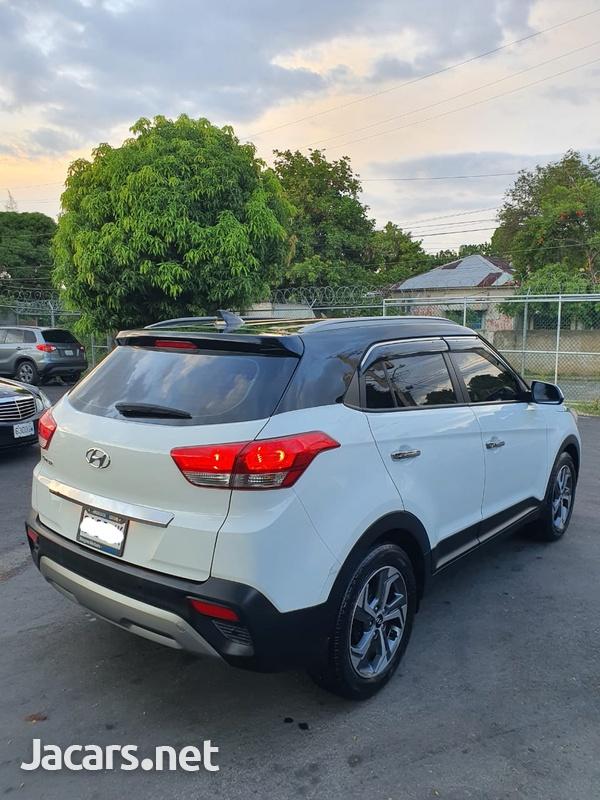 Hyundai Creta 1,6L 2020-2