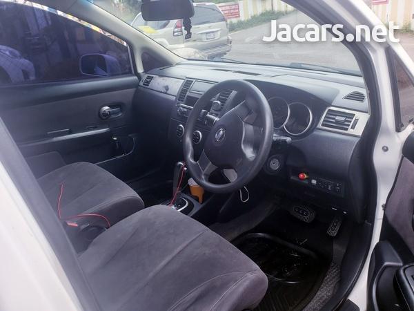 Nissan Tiida 1,5L 2007-5