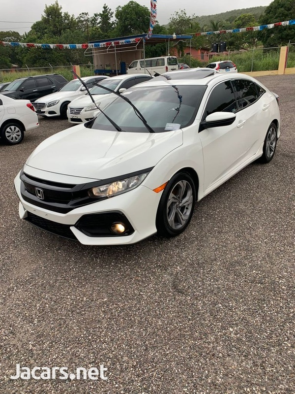 Honda Civic 1,5L 2019-1