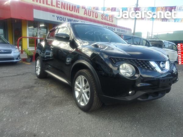 Nissan Juke 1,6L 2016-16