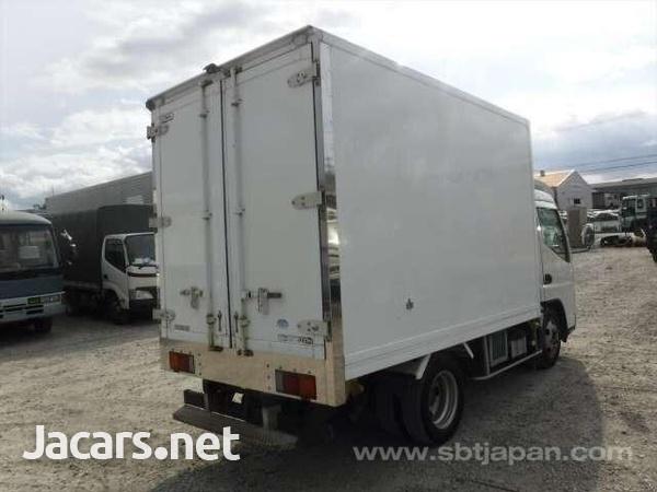 2007 Mitsubishi Canter Truck-1