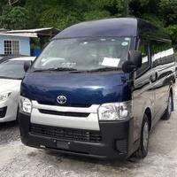 Toyota Hiace 2,7L 2014