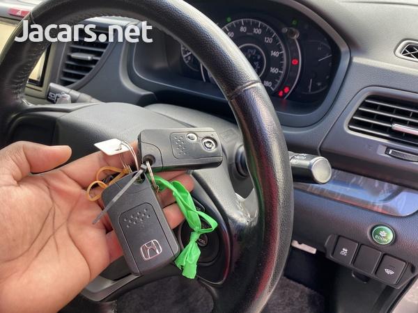 Honda CR-V 2,4L 2012-14