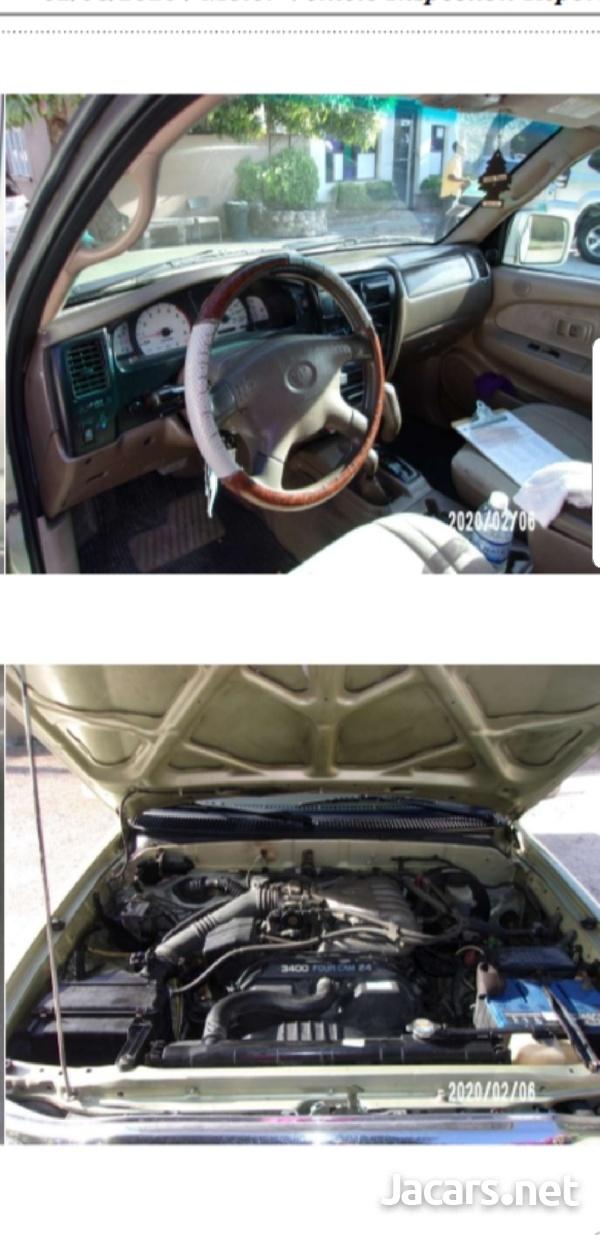 Toyota Tacoma 3,4L 2004-3