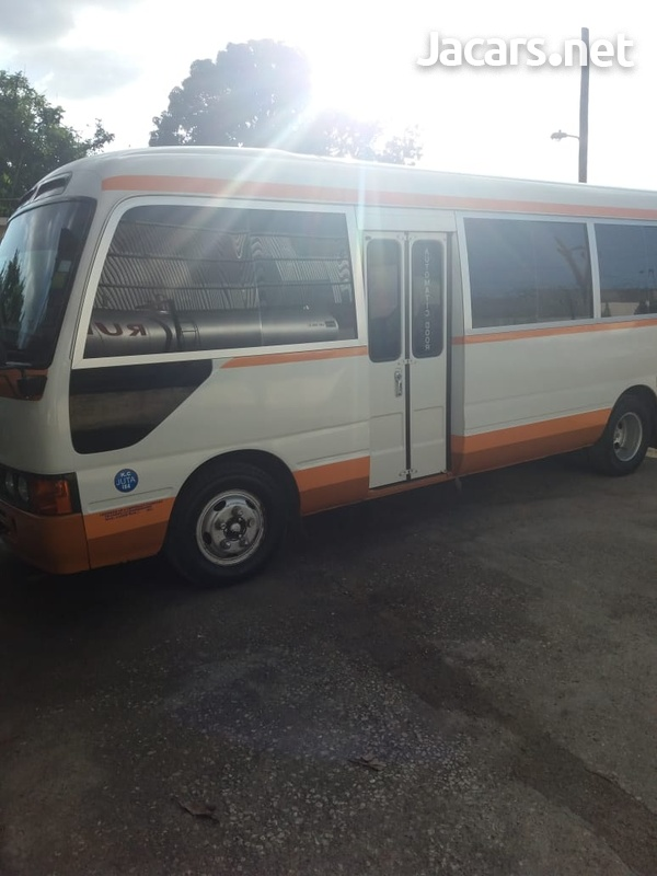 2012 Toyota Coaster Bus-3