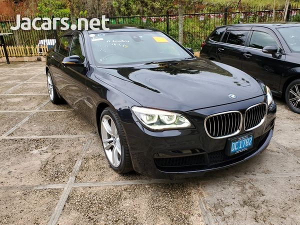 BMW 7-Series 3,0L 2014-3