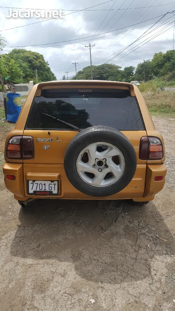 Toyota RAV4 1,4L 1997-2