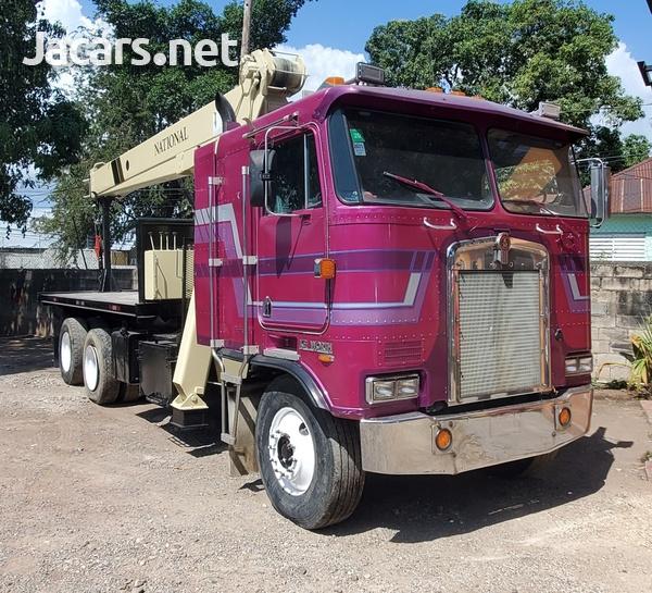2000 Kenworth Boom Truck National Crane-2