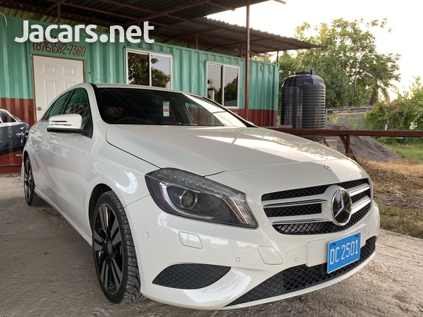 Mercedes-Benz A-Class 1,6L 2014-1