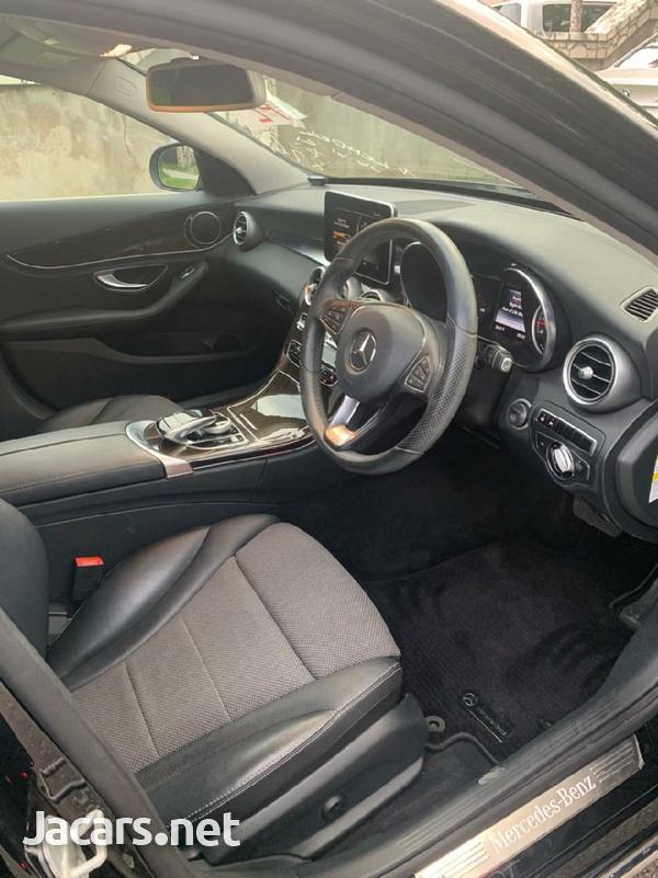 Mercedes-Benz C-Class 2,0L 2015-7