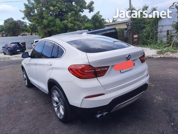 BMW X4 3,0L 2016-3