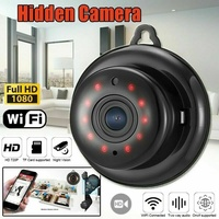 SPY 1080P Mini Wireless WIFI IP Security Camera w/ Nightvision