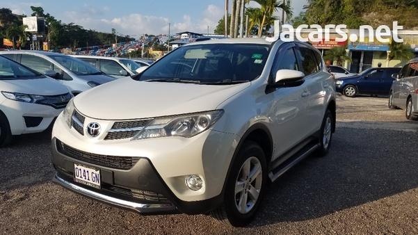 Toyota RAV4 2,0L 2014-1