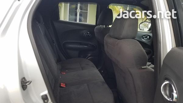 Nissan Juke 1,6L 2014-5