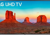 LG - 55inch Class - LED - UK6090PUA Series - 2160p - Smart - 4K UHD TV