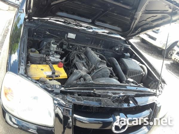 Mazda Bt-50  2,0L 2008-5