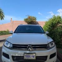 Volkswagen Touareg 3,5L 2013