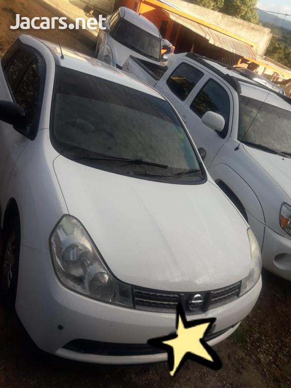 Nissan Wingroad 1,9L 2012-1