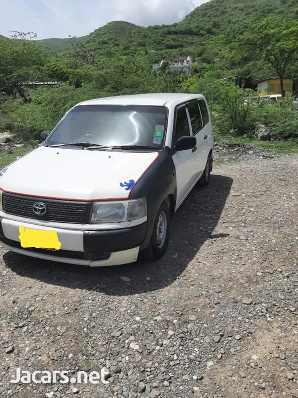 Toyota Probox 1,6L 2013-2