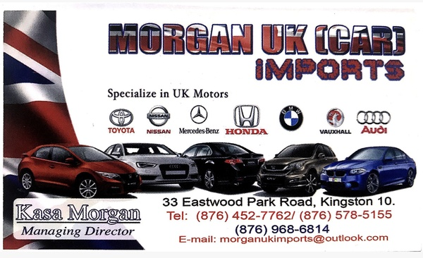 Morgan UK Car Imports OR Penny Wheel Limited