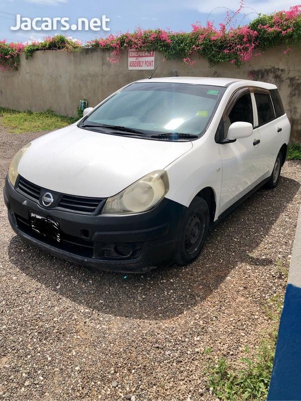 Nissan AD Wagon 1,5L 2012-5
