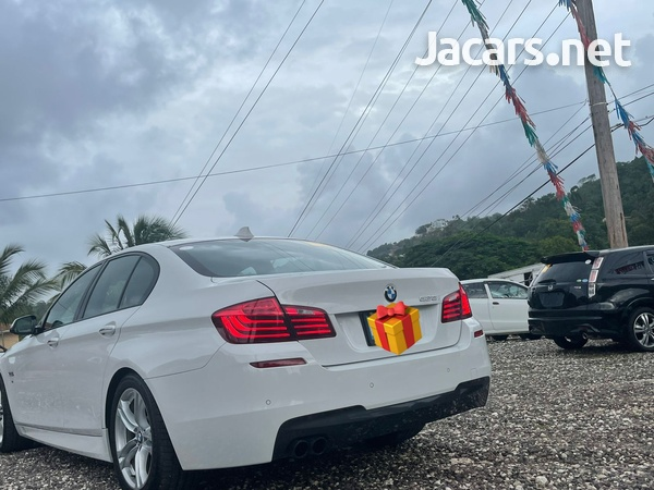 BMW 5-Series 2,5L 2016-9