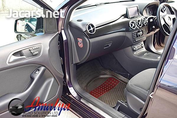 Mercedes-Benz B-Class 2,0L 2014-8
