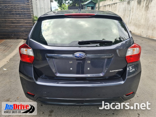 Subaru Impreza 1,6L 2015-5