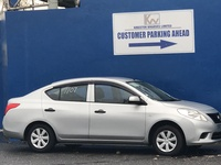 Nissan Latio 1,3L 2013
