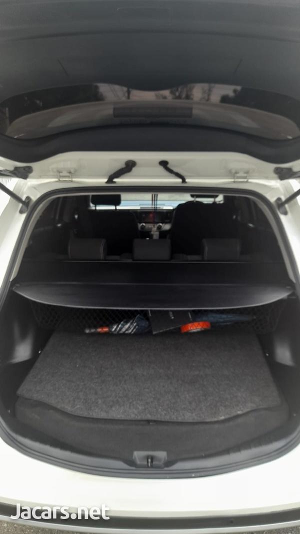 Toyota RAV4 2,5L 2016-2